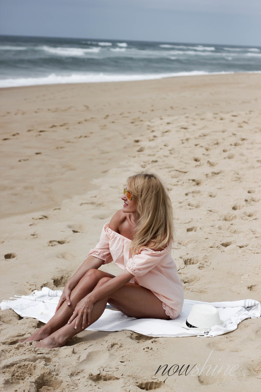 Strand Hossegor Frankreich