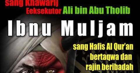 Pembunuh Ali bin Abi Thalib