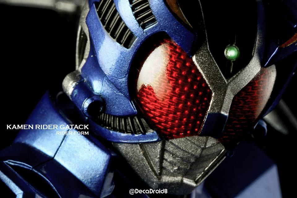 Kamen Rider Gatack Rider Form