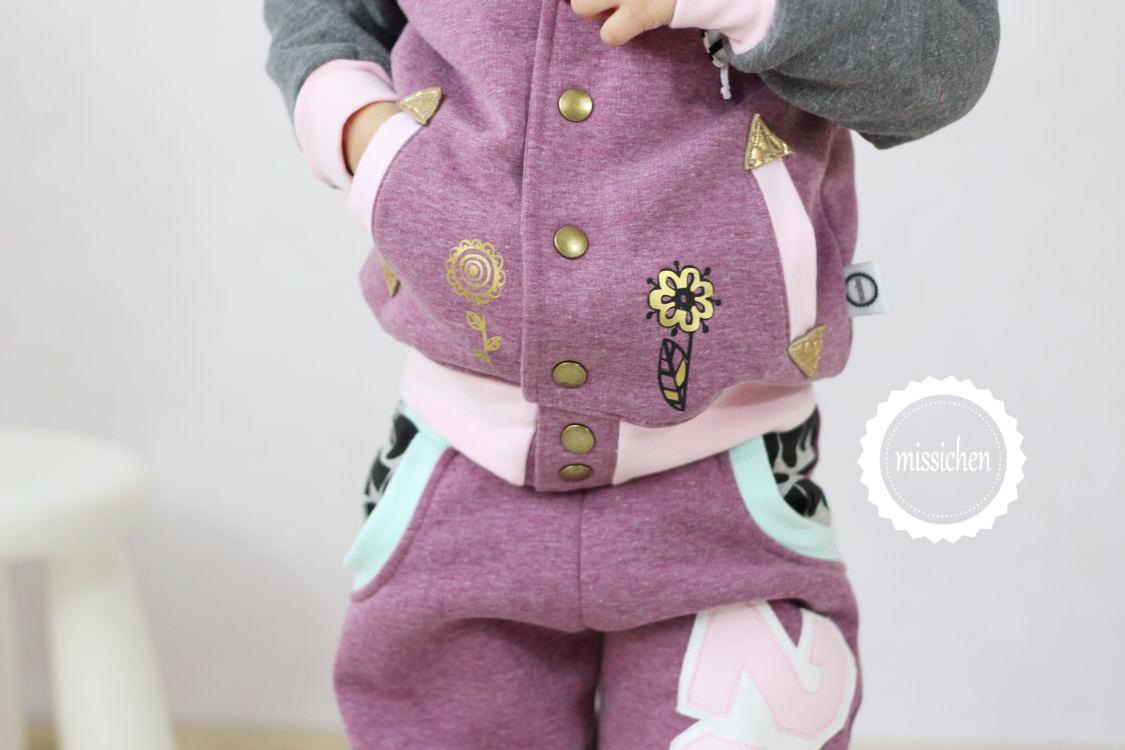 missichen: Ein Jogginganzug für die mini-Schwester ♥