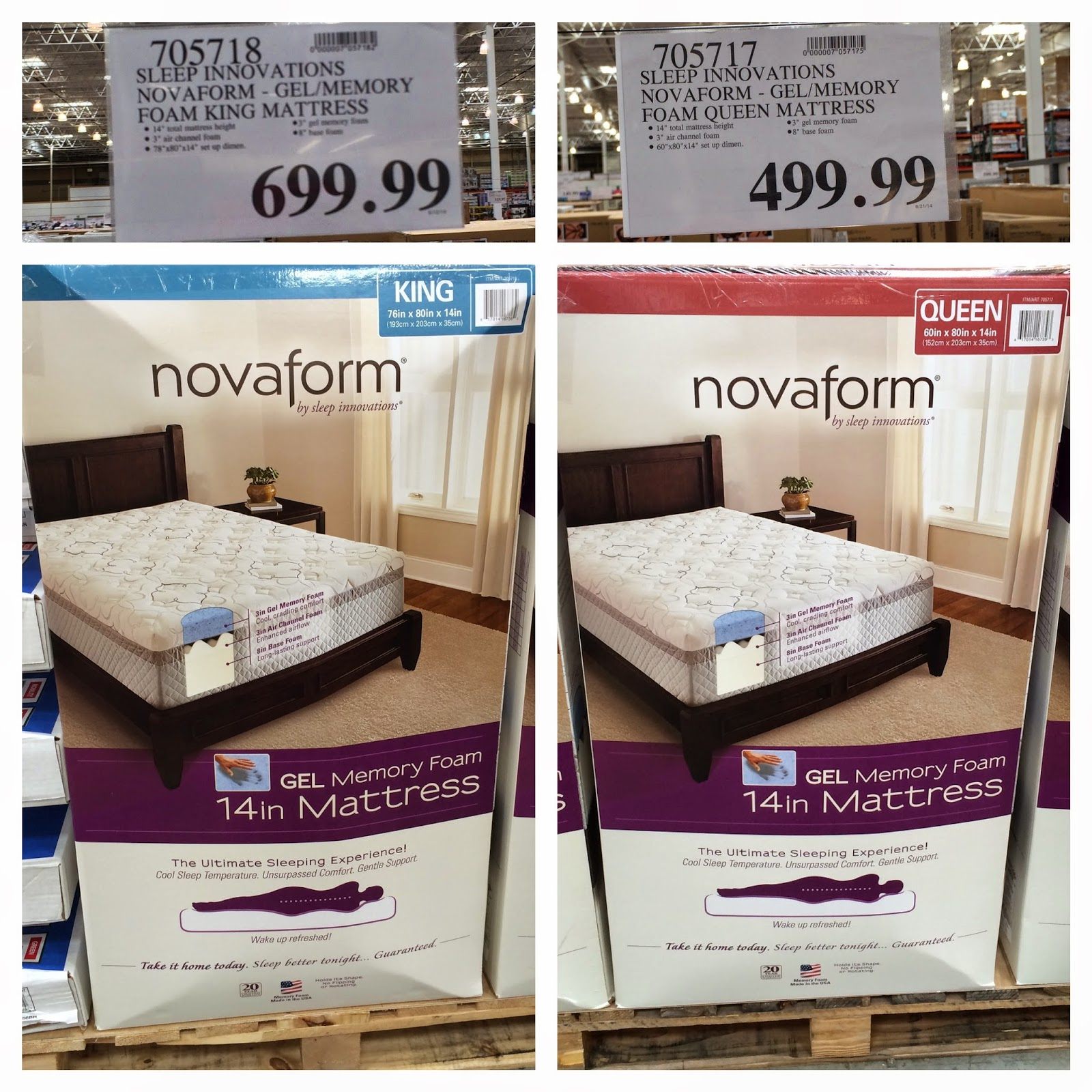 the Costco Connoisseur: Buy Your New Mattress at Costco!