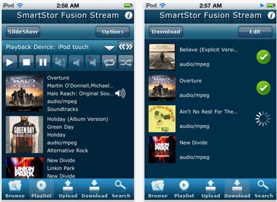 SmartStor Fusion