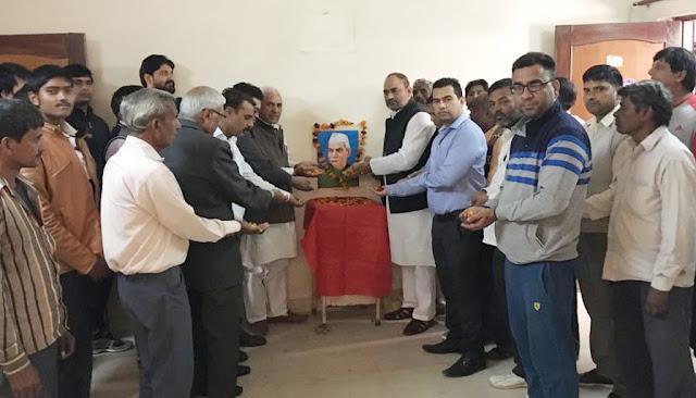 Congregations of Faridabad celebrated birthday of former President Dr. Rajendra Prasad