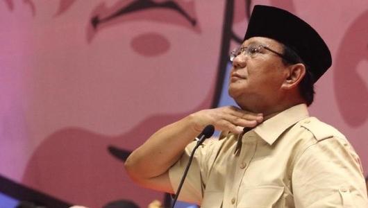Bila Jadi Presiden, Prabowo akan Potong Anggaran Pejabat ke Luar Negeri