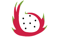 dragon fruit free clipart