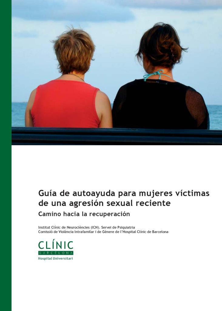 Autoayuda para mujeres víctimas de una agresión sexual reciente