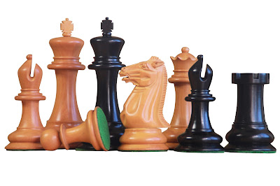 1849 Cook Reproduction Antique Chessmen