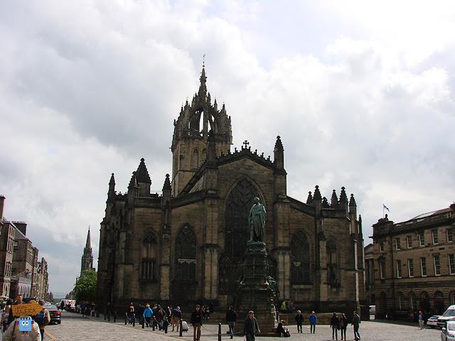 St. Giles - Edimburgo