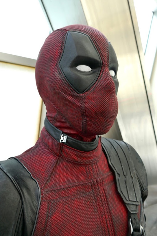 Deadpool 2 costume mask