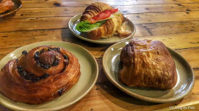 Restaurantes en Bristol Hart's bakery