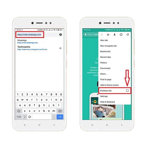 100 Berhasil Buka Satu Akun Whatsapp Di Dua Hp Android Tanpa Aplikasi Tandingan Com