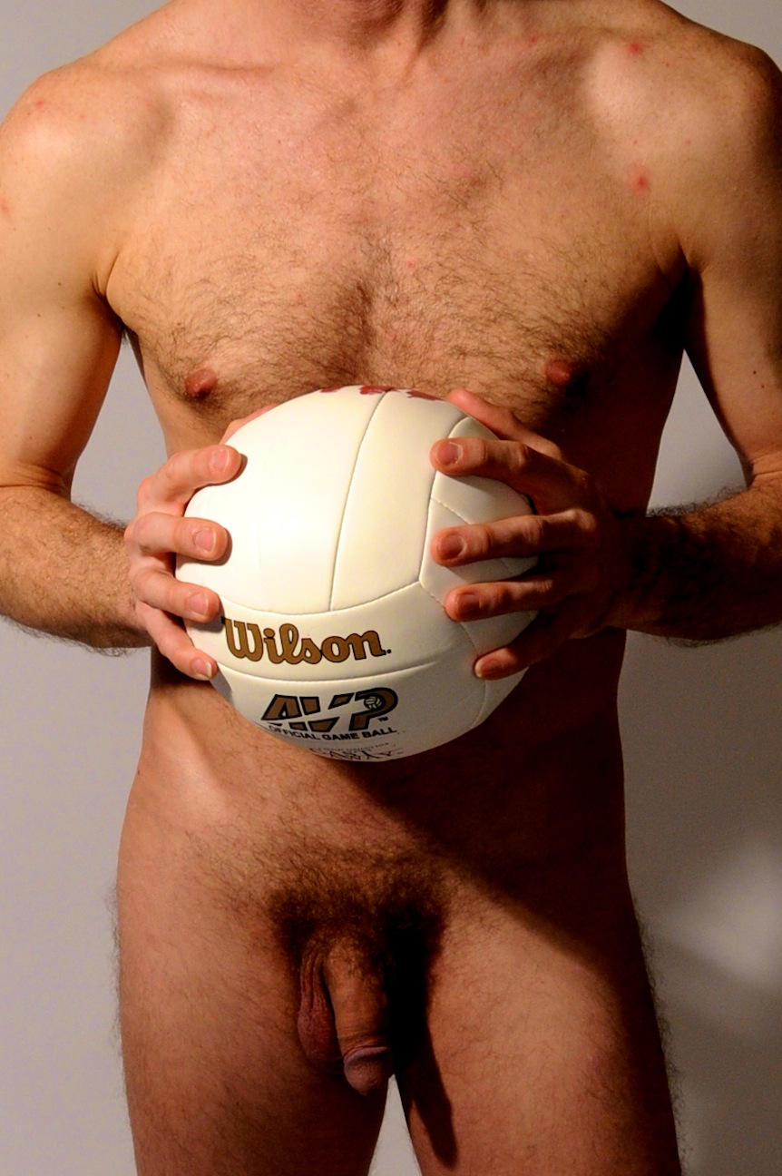 Nude volleyball males — photo 12