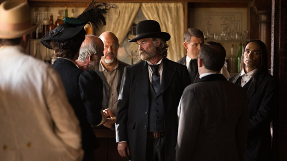 Bone Tomahawk - Flawed Characters On A Moral Quest- This Western with its quiet romance and unflinching horror is this year's Sleeper