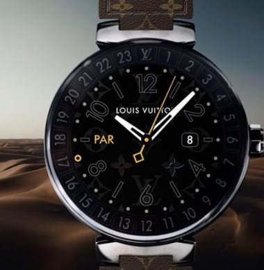 Tambour Horizon Smartwatch Mewah Dari Louis Vuitton