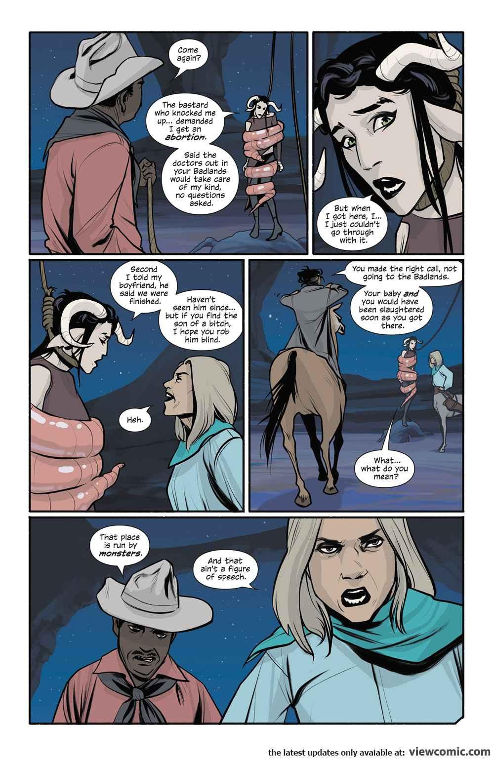 Saga 045 (2017) .. | Vietcomic.net reading comics online for free