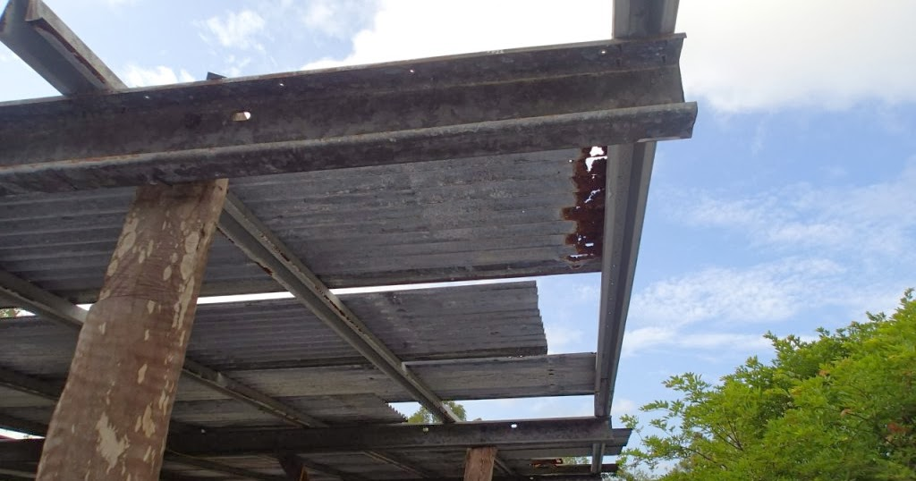 Wylo Yard More Shed Work Roof Iron Repairs