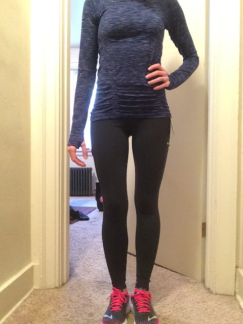 Athleta Drifter Tight Review