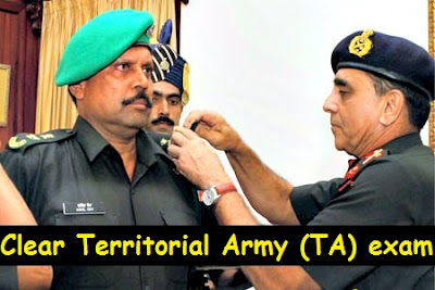 Clear Territorial Army (TA) Exams - TA Syllabus