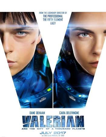 Valerian 2017 English HDCAM 700MB