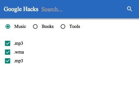 parole, chiavi per scoprire i file più nascosti di Internet