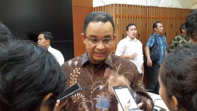 Cabut 2 Raperda, Anies Hentikan Proyek Reklamasi Teluk Jakarta