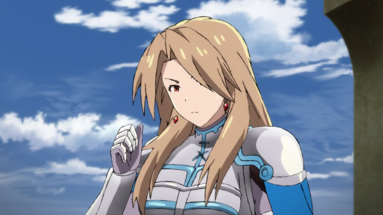 Magical Love Fansub: Granblue Fantasy The Animation 03