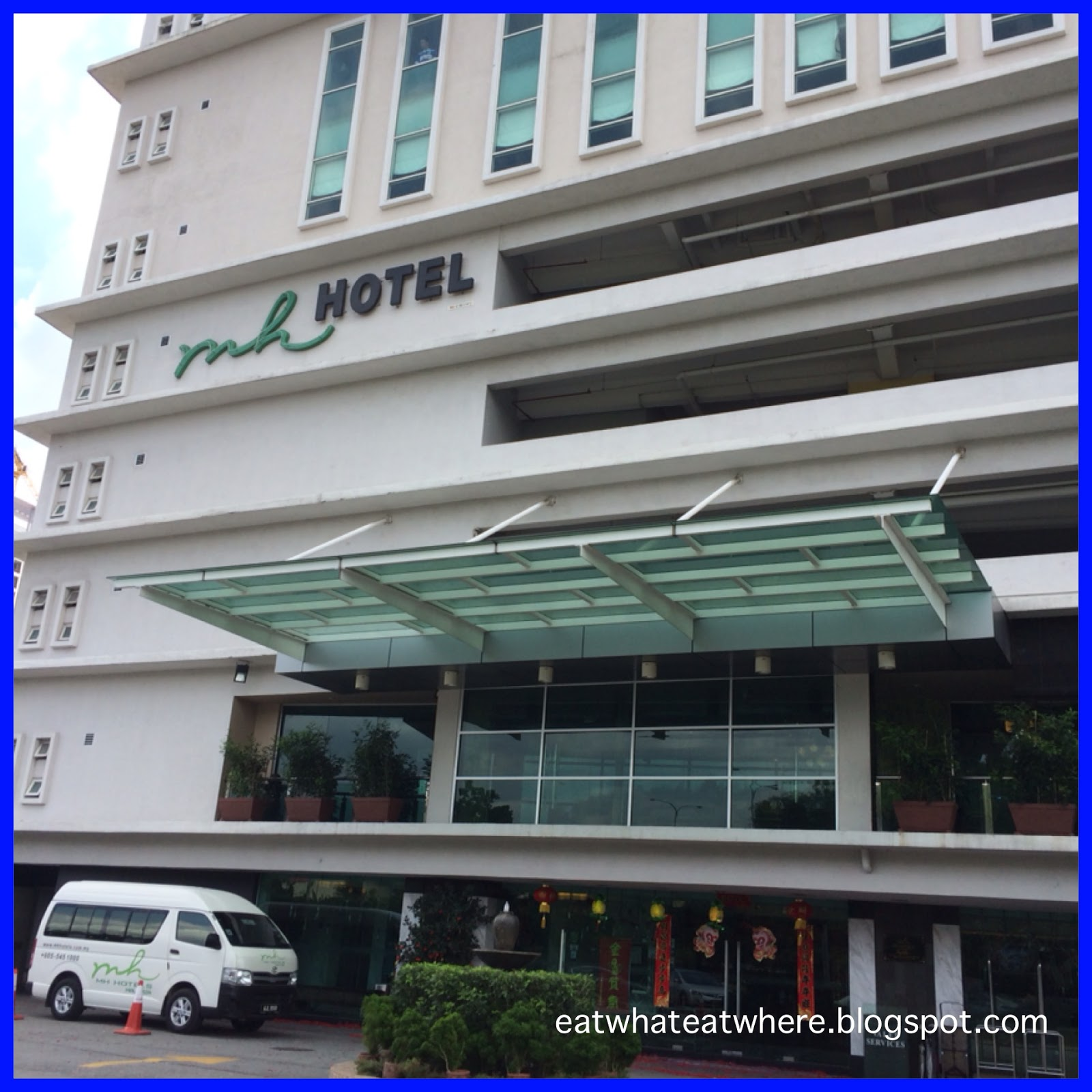 Eat what, Eat where?: MH Hotel @ Ipoh