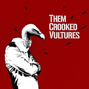 Discos para história #234: Them Crooked Vultures, do Them Crooked Vultures (2009)