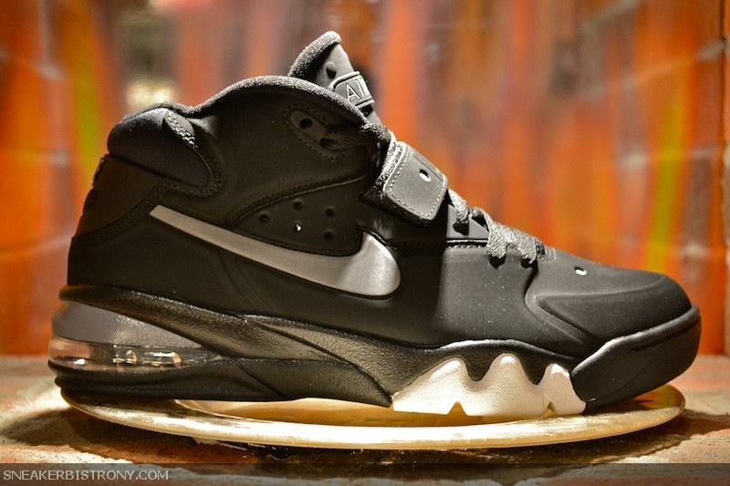 546923bc168 Nike has blessed us with another old school basketball shoe classic.  Originally