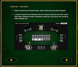 Pengertian Side Bet Judi Bandar66 Online VBandar - www.Sakong2018.com