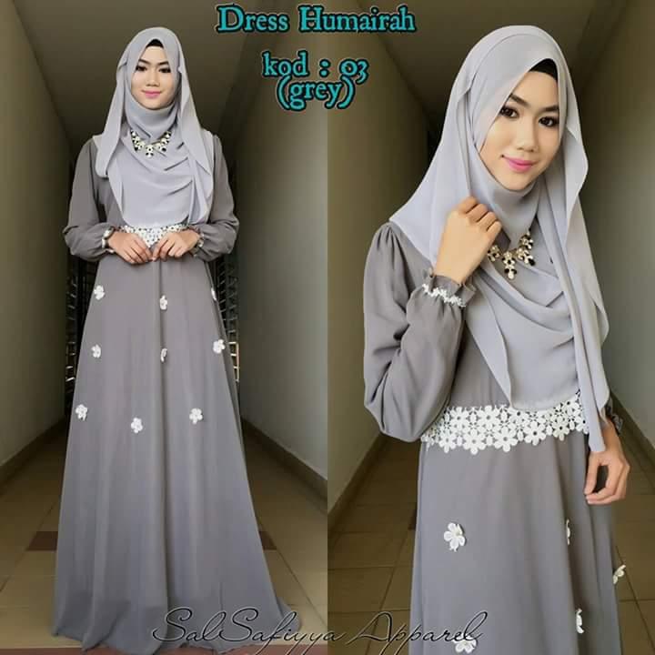 Maxi dress peplum murah