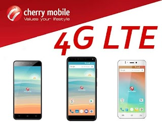 Cherry Mobile 4G LTE Android Smartphones Price list with Specs