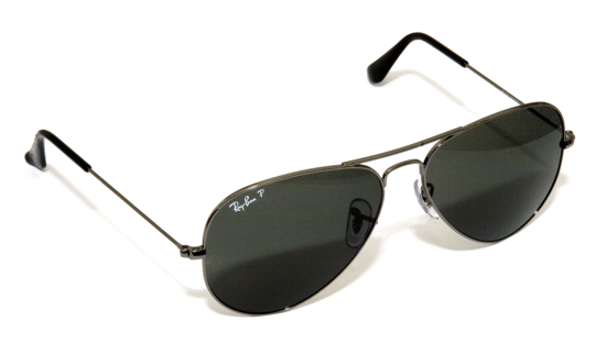 The first model of Ray-Ban sunglasses