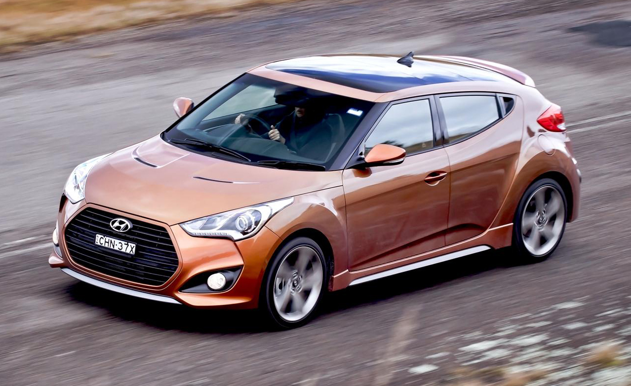 Latest Cars Models Hyundai Veloster 2013