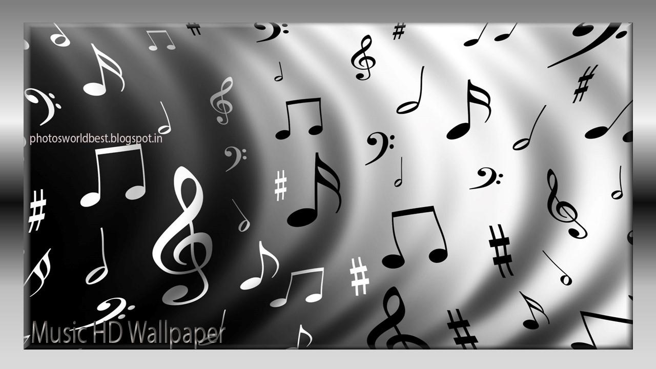 Music Wallpaper Hd: World Best Photos: Music HD Wallpaper