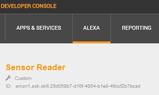 Creating Alexa Skills for IoT and Nodemcu - Part 3 Alexa and