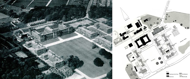 City of Leeds and Carnegie College 1960s