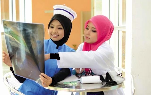 peperiksaan online separa perubatan