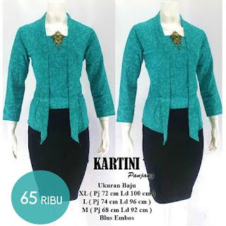 blouse-batik-kebaya-kartini-hijau