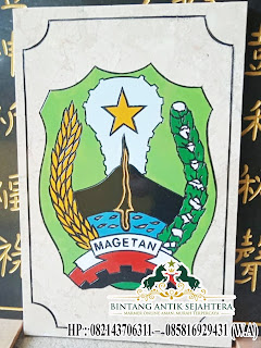 prasasti logo daerah