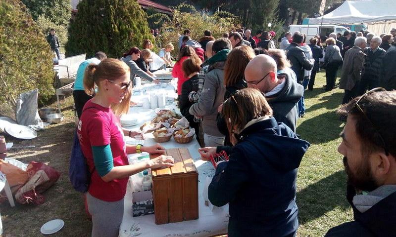 Με μεγάλη επιτυχία πραγματοποιήθηκε η Γιορτή Μανιταριών στο Δάσος Δαδιάς
