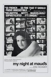 Watch My Night at Maud's Online Free in HD