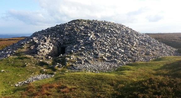 Crémation et démembrement faisaient partie des anciennes pratiques funréaires irlandaises