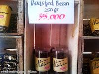 Hainam Coffee kopi robusta Bengkulu