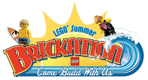 Lego Summer Brickation At Myrtle Beach And Giveaway