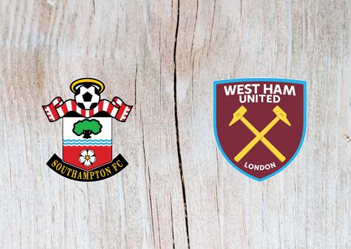Southampton vs West Ham Full Match & Highlights 27 December 2018