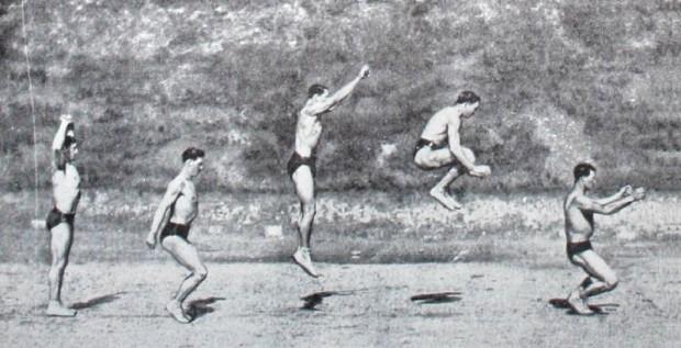 跑酷自然訓練法