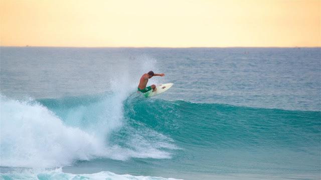 Los mejores destinos para surfear en México