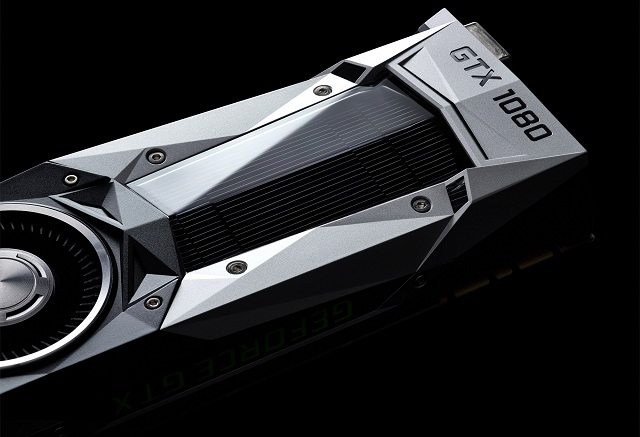 процессор для GeForce GTX 1080