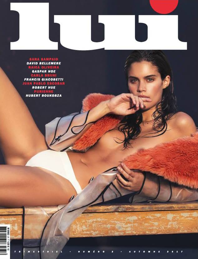 Lui | Fall 2017 Sara Sampaio by David Bellemere